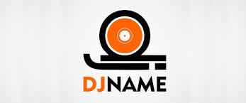 logo dj psd free logo download