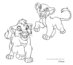 lion king coloring pages coloring pages kids