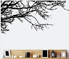 amazon com trurendi stunning tree branch removable wall art