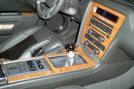 wood grain trim the mustang source ford mustang forums