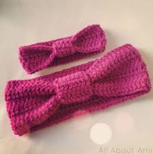 crocheted headbands update your wardrobe with these pretty crochet headbands crochet