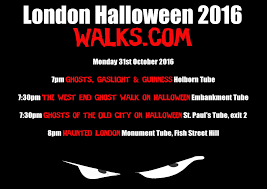 the daily constitutional from london walks halloween a mini
