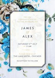 create invitations how to create a floral wedding invitation and matching envelope