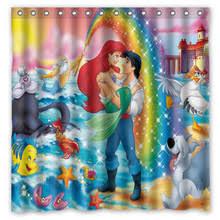 The Little Mermaid Shower Curtain Online Get Cheap Mermaid Shower Hooks Aliexpress Com Alibaba Group
