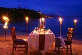 Light Dinner A Romantic Candle Light Dinner Is All What Your Love Desires This