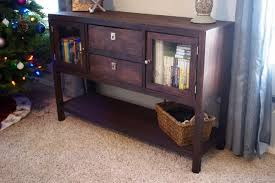 build a console table build your own ana white console table jburgh homesjburgh homes