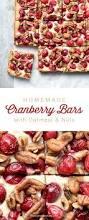 25 best cranberry bars ideas on pinterest bliss bar cranberry nutty oatmeal cranberry bars recipe