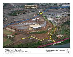 Hnl Airport Map Bikes U0026 Rail Hawaii Bicycling League