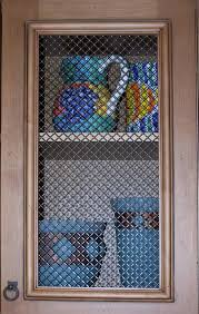 Chicken Wire Cabinet Doors Wire Inserts For Cabinet Doors Your Meme Source