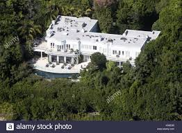 tom cruise mansion aerial views of tom cruise and katie holmes house in beverly
