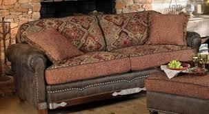 Pull Out Sleeper Sofa 7 Western Sleeper Sofa Design Rustic Sofa And Loveseat Thesofa