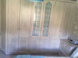 hammonds solid wood limed oak bedroom furniture 7 door wardrobe 2