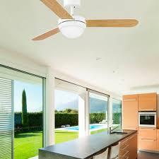 pale soffitto con luce ventilatore soffitto con luce e telecomando colore marrone pale mogano