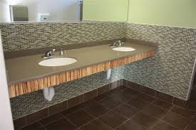 Commercial Bathroom Sinks And Countertop Countertops Institutional Casework Arizona New Mexico Nevada