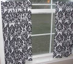 colorful curtains black and white damask curtains clearance