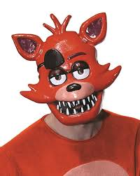 foxy costume rubie s 33433 other costume kids five nights at freddy s foxy half