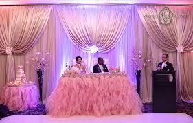 wedding backdrop linen weddings by ardenian wedding decorators toronto wedding florists