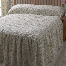 Bedspreads King Fitted Bedspreads With Fancy Fitted Bedspread Flower Pattern