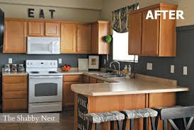 Eat In Kitchen Designs by A Charming Kitchen Revamp For 1 527 White Countertops White