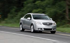 2012 buick verano review car and driver