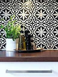 Kitchen Backsplash Decals Moroccan Tiles Kitchen Backsplash Tile Tile Decals Set Of Tile