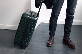 travel suitcase images Smooth travels away 39 s carry on suitcase cool hunting jpg