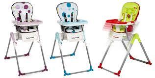 siege haute chaise haute babymoov slim