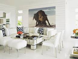 Interior Shiplap Contemporary White Living Room With Shiplap Paneling Luxe