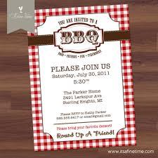 bbq birthday invitations ajordanscart com