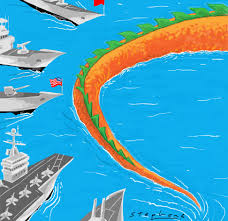 beijing now calls the shots in the south china sea and the us and