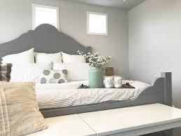 diy shiplap bed frame handmadehaven diy tutorials