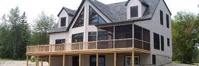 custom made homes coastline homes maine modular manufactured home dealer custom