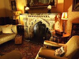 gothic victorian decor victorian cottage the morning room tyntesfield wraxall