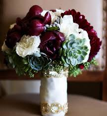 wedding colors the stunning colors of white burgundy wedding 25 stunning wedding bouquets part 3 bouquet flowers bridal