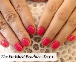 at home gel nail polish kit review real glam