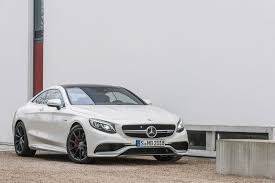 mercedes s63 amg 2015 price mercedes announces german prices for the s 500 4matic coupé and s