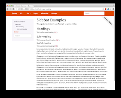 html themes sphinx sidebars overlap text issue 61 ryan roemer sphinx bootstrap