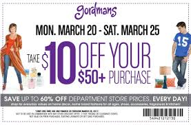 gordmans coupons printable coupons in store coupon codes
