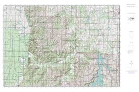 Grand Canyon Map Usa by Chris Gore Outdoors Places United States Illinois Shawnee