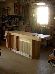 Build Wood Workbench Plans by 419 Best Workbench Designs Images On Pinterest Woodwork Work