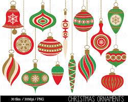 clipart decoration ornament balls hanging
