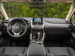 lexus suv 2017 new 2017 lexus nx 200t price photos reviews safety ratings