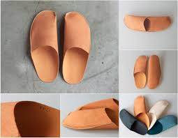 Mens Leather Bedroom Slippers by One Piece Slippers Klala Net Design Japanese Pinterest Camels