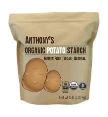 potato starch organic potato starch unmodified gluten free non gmo