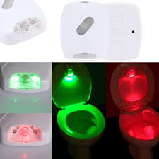 automatic night light with sensor 2018 led toilet l motion light activated human pir sensor