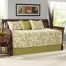 Lime Green Valance Bedroom Furniture Bedroom Brown Wooden Side Table Beside Brown