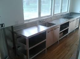 costco kitchen island stainless steel table ikea costco kitchen island ecostorage