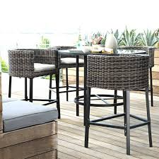 Outdoor Bar Patio Furniture 40 Luxury Scheme Bar Height Patio Table And Chairs Furniture