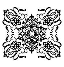 ornamental motif royalty free vector image vectorstock