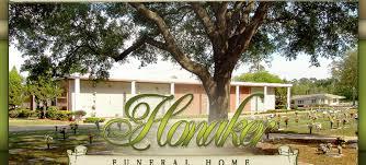 honaker funeral home inc
